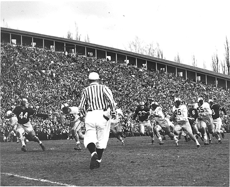 1948-1952 Cornell Big Red Football