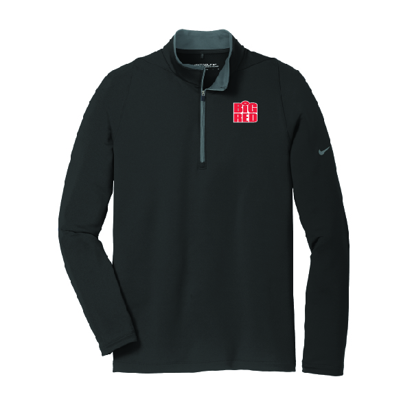 Men's Nike 1/2 Zip Cover-Up